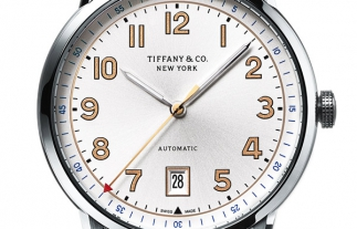 蒂芙尼TIFFANY CT60系列3-HAND 腕表 40 毫米