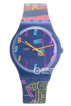 斯沃琪THE SWATCH ART PEACE HOTEL系列SUOZ160
