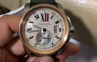 卡地亚CALIBRE DE CARTIER 系列W7100039