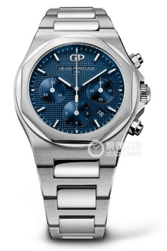 GP芝柏表  LAUREATO 桂冠系列  LAUREATO CHRONOGRAPH 42 MM  LAUREATO CHRONOGRAPH 42 MM  81020-11-431-11A