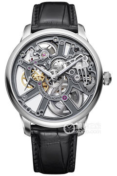 艾美  匠心  MASTERPIECE SKELETON 43MM  MASTERPIECE SKELETON 43MM  MP7228-SS001-003-1