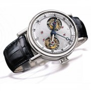 宝玑DOUBLE TOURBILLON 5347 5347PT/11/9ZU图片6