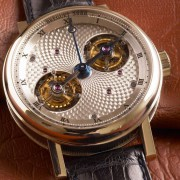 宝玑DOUBLE TOURBILLON 5347 5347PT/11/9ZU图片3
