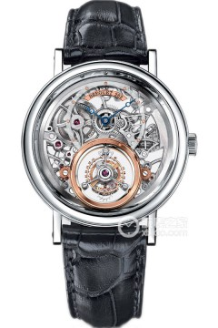 宝玑  经典复杂  TOURBILLON MESSIDOR 5335  TOURBILLON MESSIDOR 5335  5335PT/42/9W6