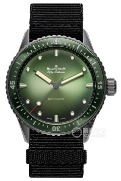 宝珀  五十噚系列  BATHYSCAPHE LIMITED EDITION MOKARRAN  BATHYSCAPHE LIMITED EDITION MOKARRAN  5005-0153-naba