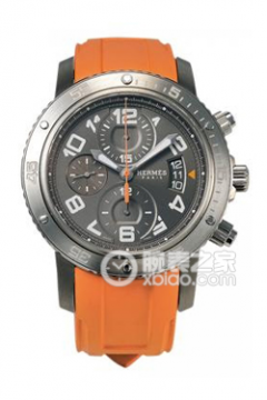 爱马仕CLIPPER系列Clipper Chronograph
