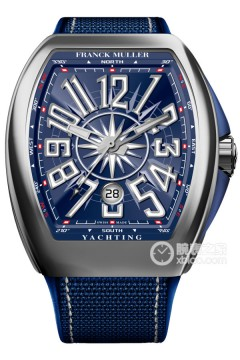 法穆蘭MEN'S COLLECTION系列V 45 SC DT YACHTING