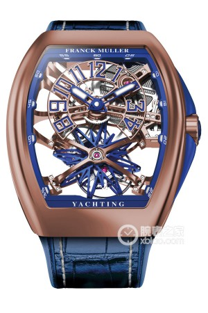 法穆兰GRAND COMPLICATIONS V 45 T GR CS SQT YA