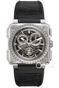 柏莱士EXPERIMENTAL系列BR-X1 TOURBILLON TITANIUM DIAMONDS