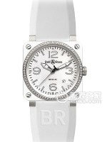 柏莱士BR 03-92 White Ceramic Diamonds Rubber