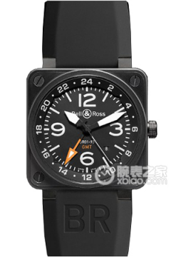 柏莱士AVIATION系列BR 01-93 GMT