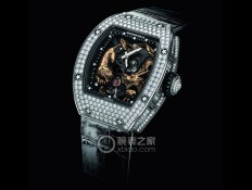 里查德米尔女士系列RM 51-01 TOURBILLON TIGER AND DRAGON - MICHEL