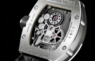 里查德米尔男士long88RM 021 TOURBILLON AERODYNE