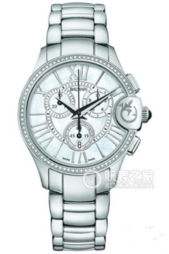 宝曼 Balmainia Chrono Lady Arabesques多功能女士腕表