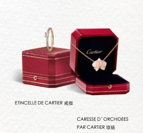 卡地亚CARESSE D'ORCHIDÉES PAR CARTIER系列B7225500