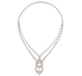 CHAUMET LUMIERES  D'EAU水之光REFERENCE 082388项链