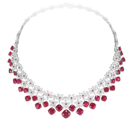 萧邦RED CARPET UNIQUE COLLIER 819855-1001项链