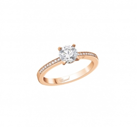 萧邦CHOPARD FOR EVER RING PAVÉ829075-5000戒指