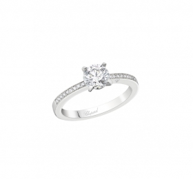 萧邦CHOPARD FOR EVER RING PAVÉ829075-9001