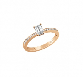 萧邦CHOPARD FOR EVER RING PAVÉ829098-5000