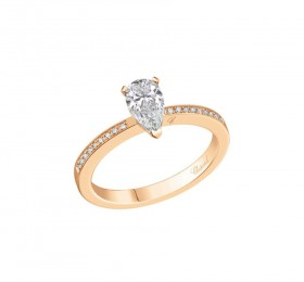 萧邦CHOPARD FOR EVER RING PAVÉ829427-5000戒指
