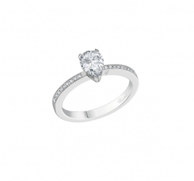 萧邦CHOPARD FOR EVER RING PAVÉ829077-9000