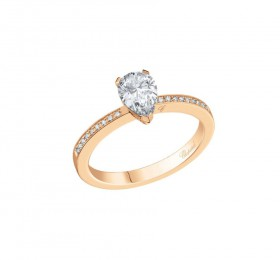 萧邦CHOPARD FOR EVER RING PAVÉ829077-5000戒指