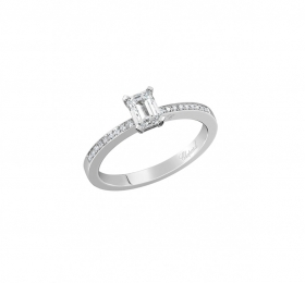 萧邦CHOPARD FOR EVER RING PAVÉ829098-9000戒指
