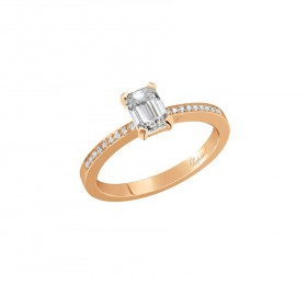 萧邦CHOPARD FOR EVER RING PAVÉ829429-5000戒指