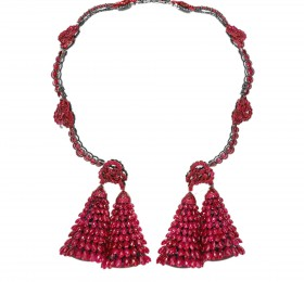 萧邦RED CARPET UNIQUE COLLIER 818043-9001项链