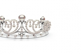 塔思琦BRIDAL COLLECTION TIARA Le Soleil