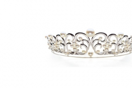 塔思琦BRIDAL COLLECTION TIARA Cinderella