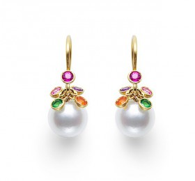 塔思琦TASAKI BY MHT CROWNED PEARL E-3798-22KYG