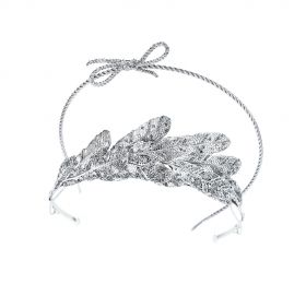 塔思琦BRIDAL COLLECTION TASAKI BRIDAL BELLE BOUQUET ZID-0310-SIL发饰
