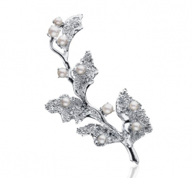 塔思琦BRIDAL COLLECTION TASAKI BRIDAL BELLE BOUQUET EC-3850-18KWG耳饰