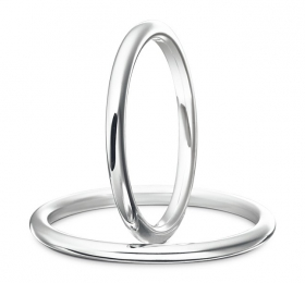 塔思琦MARRIAGE RING RK-4386-PT950