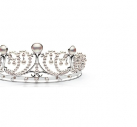 塔思琦BRIDAL COLLECTION TIARA Le Soleil发饰