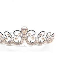 塔思琦BRIDAL COLLECTION TIARA Mermaid发饰