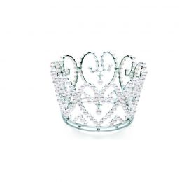 塔思琦BRIDAL COLLECTION TIARA Pearl Heart