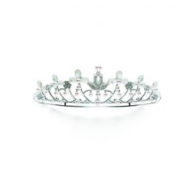 塔思琦BRIDAL COLLECTION TIARA White Clover发饰