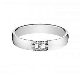 爱马仕HERAKLES WEDDING BAND H117690B 00051戒指