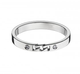 爱马仕EVER SELLIER WEDDING RING H116604B 00046戒指