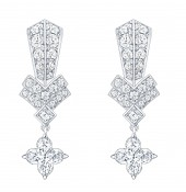 路易威登Majestic Diamond Earrings
