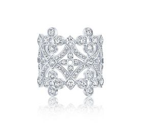 路易威登DENTELLE DE DIAMANTS DENTELLE DE DIAMANTS Q9G81I戒指