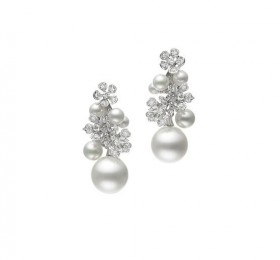 御木本MIKIMOTO BLOOM COLLECTION PE01670NU