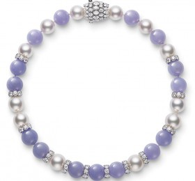 御木本ESSENCE OF MIKIMOTO RG01293MU项链