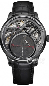 艾美 MASTERPIECE  MYSTERIOUS SECONDS 43MM