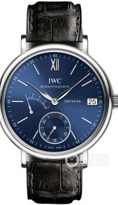 IWC萬國表 HAND-WOUND EIGHT DAYS手動上鏈八日動力儲備腕表