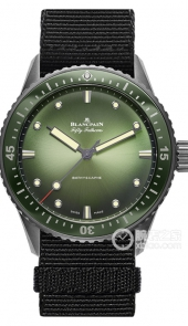 寶珀 BATHYSCAPHE LIMITED EDITION MOKARRAN