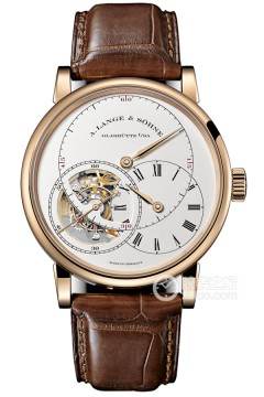"理查德朗格 RICHARD LANGE TOURBILLON ""POUR LE MERITE"""
